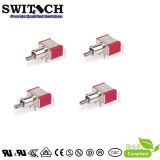 Carte de GV Touch Electronical Metal IP67 Toggle Switch pour Machine