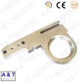 O CNC personalizou as peças industriais da máquina de costura da linha da ligação