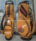 Горячий мешок гольфа сбывания и мешок гольфа стойки, уникально мешок гольфа