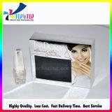 Esmalte de uñas personalizadas de papel de la tarjeta de Soft Box