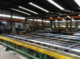 China el aluminio/aluminio perfil de color dorado para perfiles