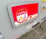 El panel a todo color al aire libre de P10 LED para hacer publicidad