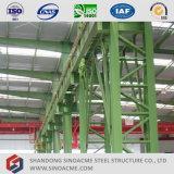 Faisceau de haute élévation Sinoacme Lattice Atelier de structure en acier