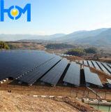 glace inférieure de panneau solaire de fer d'AR-Enduit Tempered d'utilisation de module de 3.2mm picovolte