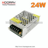 precio de fábrica AC DC 12V1a 2A 24V1A 12W 24W fuente de alimentación de CCTV de 25W fuente de alimentación de conmutación universal el controlador LED
