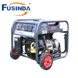 가정 전력 공급을%s 전기 시작 유형 가솔린 발전기 세트