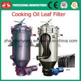 2016専門の製造の粗野な食用油の葉フィルター出版物機械