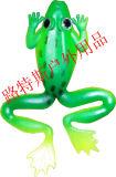 Hoher Elastizität-Frosch-weicher Frosch-Köder