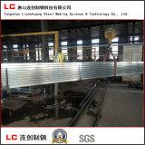 Pre-Galvanized el tubo de acero con alto Quanlity