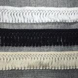 Frangia del merletto del cotone di alta qualità per il merletto della tenda