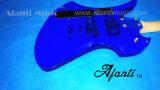 Afanti /LED-elektrische acrylsauergitarre der transparenten Kristallgitarre (AAG-010)