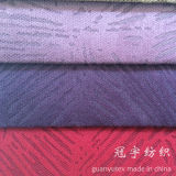 Tissu en nylon en velours en velours côtelé avec traitement anti-brûlant