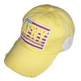 Горячая продажа мойки бейсбола колпачок с переднего логотипа Gjwd1738