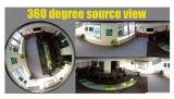 360 CCTVの監視サーベイランス制度のためのパノラマ式のFisheyeのカメラのAhdのカメラ