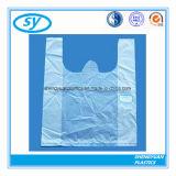 Устранимая хозяйственная сумка рынка LDPE пластичная