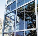 Profil en aluminium pour le mur rideau (système de façade)