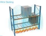 Документы гальванизировали Decking ячеистой сети хранения стальной