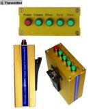Metal detector dell'oro/metal detector/metal detector più poco costoso dell'oro