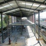 Большие Span легких стальных структуру производственной мастерской Сделано в Китае