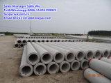 La Chine a fait Shengya précontraignant Pôle concret électrique des prix de moulages en acier