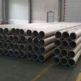 Acabado de molino de tubo de aleación de aluminio 2024 T3.