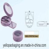 卸し売りOEMのアイシャドウのパレットの化粧品の包装(YELLO-178)