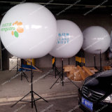 Hot Sale Stand d'Illumination ballon, d'éclairage LED Ball avec support