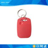 Basse fréquence en plastique 125kHz Clé de verrouillage de carte RFID RFID Clé pour serrure de porte électronique