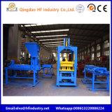 Блок твердого кирпича нового цемента конструкции Qt3-20 Semi автоматического конкретный делая машину