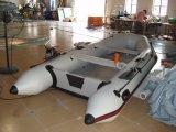 Opblaasbare Reddingsvlot van de Boten van de Redding van de Reddingsboot van de Vloer van het aluminium het Opblaasbare Militaire met Ce- Certificaat