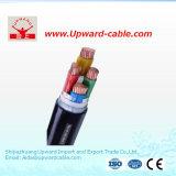 Câble d'alimentation électrique isolé de XLPE/PVC (polyéthylène réticulé)
