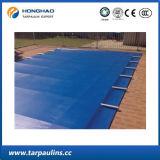 Tela incatramata esterna del tessuto tessuta PVC del coperchio del raggruppamento dalla Cina