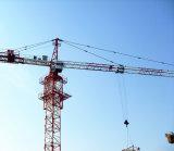 Guindaste de torre popular de China de patíbulo da carga máxima 16t 70m para a venda