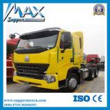 Shacman 6X4 Tracteur de GNL de haute qualité chariot chariot GNC