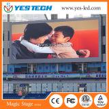 Información que publica la cartelera al aire libre de la visualización de LED de la fábrica de China