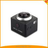 1.5inch WiFiの防水処置のカメラが付いている360度のパノラマ式のカメラ