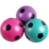 PVCサッカーボール、膨脹可能なおもちゃの球