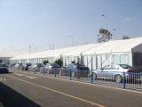 Алюминиевое шатёр свадебного банкета шатра мероприятий на свежем воздухе рамки 25X75m большое в Нигерии