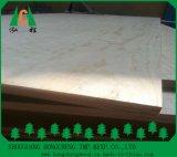 Madera contrachapada de madera de la chapa del pino con precio competitivo