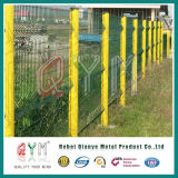 Geschweißter Maschendraht-Zaun für das Huhn-Kaninchen-Garten galvanisierte Fechten