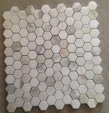 Мраморные Calacatta камень мозаика плитка