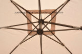 Faire pivoter la pluie Outdoor Patio de pliage parapluie de Sun