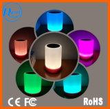 Draagbare Draadloze Sprekers Bluetooth met LEIDENE Lamp