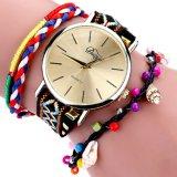 Pulsera de reloj de la aleación del cuarzo del estilo de la manera para la muchacha de Yong