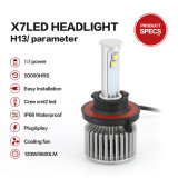Play Plug N All in One X7 LED-Scheinwerfer H13
