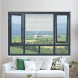 Feelingtop Inclinare-Gira Windows di alluminio interno ed esterno (FT-W108)