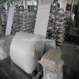 La Chine 60GSM blanc tissu PP tubulaire