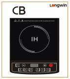 Appuyez sur Control Cuisinière à induction Modèle 220V UN2001