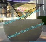 360 gradi di 3D Hologram Display Showcase/Hologram Pyramid/Holo Diamond Platform
