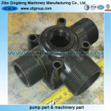 CNCの製粉の部品CNCの機械化の部品CNCは弁を分ける
